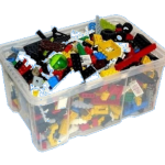 LEGO® Serious Play® Mixed Bricks